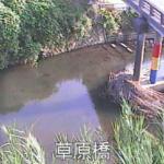 平佐川草原橋ライブカメラ(鹿児島県薩摩川内市平佐町)