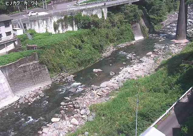 日之影川中央地区ライブカメラは、宮崎県日之影町宮崎県日之影町の中央地区に設置された日之影川が見えるライブカメラです。