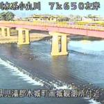 小丸川高城橋ライブカメラ(宮崎県木城町高城)