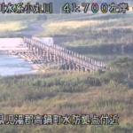 小丸川竹鳩橋ライブカメラ(宮崎県高鍋町持田)