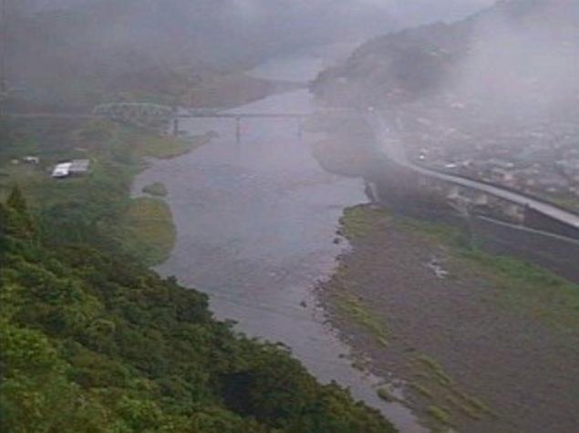五ヶ瀬川川水流ライブカメラは、宮崎県延岡市北方町の川水流に設置された五ヶ瀬川が見えるライブカメラです。