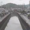紅水川石神橋ライブカメラ(高知県高知市八反町)