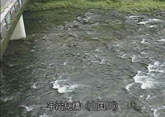 山国川宇治見橋ライブカメラは、大分県中津市山国町の宇治見橋に設置された山国川が見えるライブカメラです。