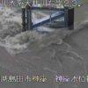 大井川神座水位観測所補助ライブカメラ(静岡県島田市神座)