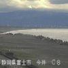 富士海岸今井ライブカメラ(静岡県富士市今井)