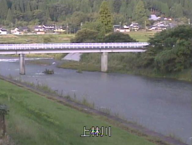 上林川山内川合流部ライブカメラは、京都府綾部市睦寄町の山内川合流部に設置された上林川が見えるライブカメラです。