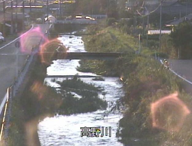 高野川高野由里ライブカメラは、京都府舞鶴市高野由里の高野由里に設置された高野川が見えるライブカメラです。