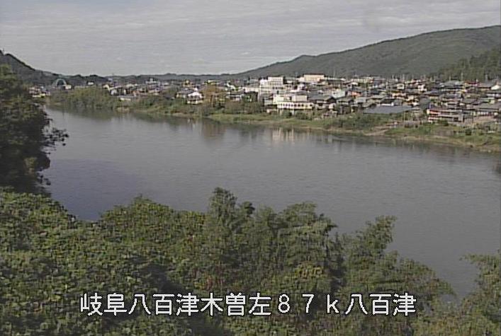 丸山ダム八百津大橋ライブカメラは、岐阜県八百津町八百津の八百津大橋に設置された丸山ダムが見えるライブカメラです。
