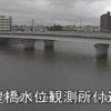 豊川豊橋水位観測所ライブカメラ(愛知県豊橋市下地町)