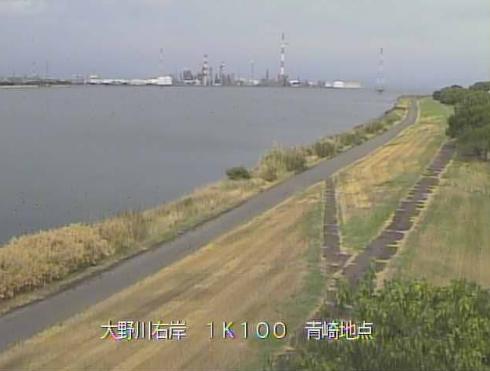 大野川青崎ライブカメラは、大分県大分市の青崎に設置された大野川が見えるライブカメラです。
