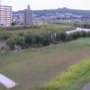 大和川昭和橋下流ライブカメラ(奈良県三郷町勢野東)