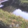 永田川宮下橋ライブカメラ(鹿児島県鹿児島市中山町)