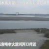 大淀川河口ライブカメラ(宮崎県宮崎市田吉)