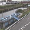 新川鴨田川排水機場ライブカメラ(愛知県北名古屋市九之坪)