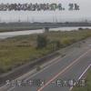庄内川一色大橋下流ライブカメラ(愛知県名古屋市中川区)