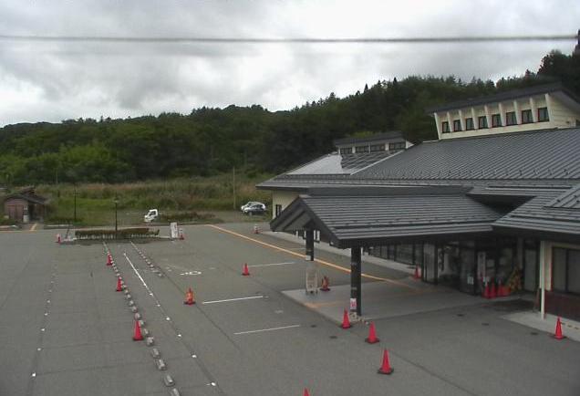 つしま活性化センター付近ライブカメラは、福島県浪江町下津島のつしま活性化センターに設置された国道114号(富岡街道)が見えるライブカメラです。