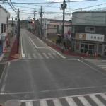 東邦銀行浪江支店付近ライブカメラ(福島県浪江町権現堂)
