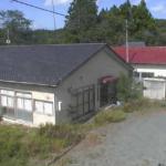 室原消防屯所付近ライブカメラ(福島県浪江町室原)