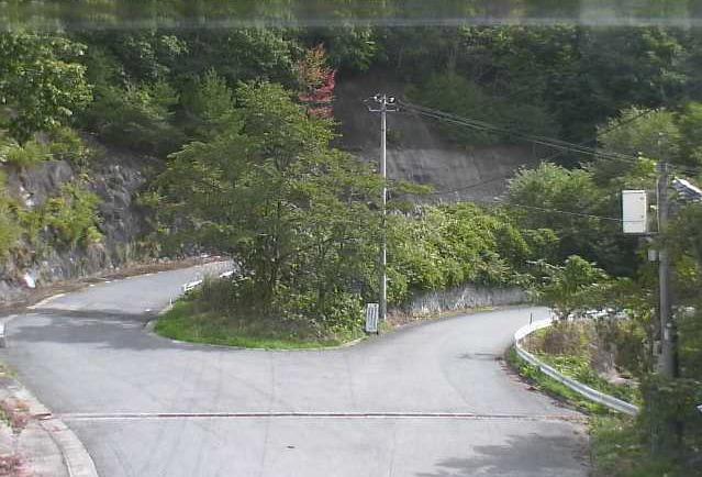 葛尾村村道岩角ライブカメラは、福島県葛尾村落合の岩角に設置された葛尾村村道が見えるライブカメラです。