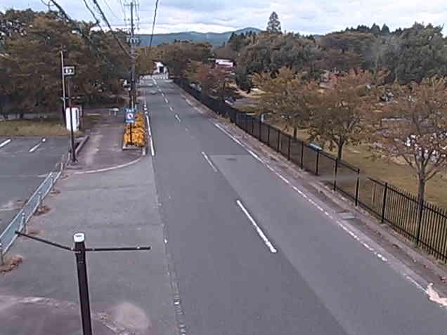 二ツ沼総合公園南駐車場ライブカメラは、福島県広野町下北の二ツ沼総合公園に設置された南駐車場周辺が見えるライブカメラです。