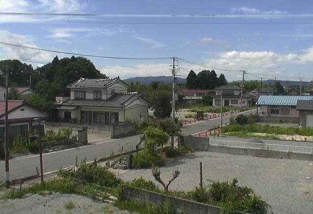幾世橋屯所付近ライブカメラは、福島県浪江町北幾世橋の幾世橋屯所付近に設置された福島県道254号長塚請戸浪江線が見えるライブカメラです。