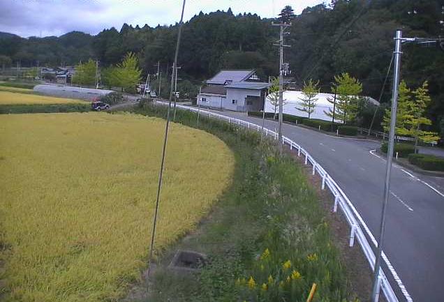 上北迫北の内前ライブカメラは、福島県広野町上北迫の上北迫北の内前に設置された北の内前が見えるライブカメラです。