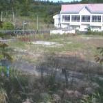 津島中学校付近ライブカメラ(福島県浪江町下津島)