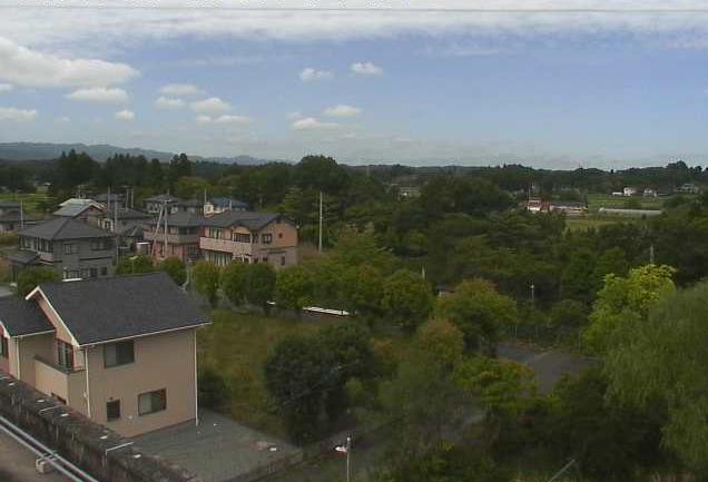 酒田町営住宅1号棟屋上ライブカメラは、福島県浪江町酒田の酒田町営住宅1号棟屋上に設置された酒田町営住宅周辺が見えるライブカメラです。