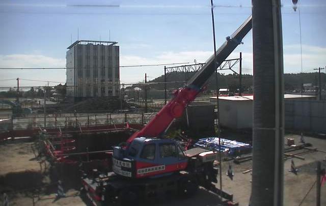 広野駅町営北駐車場ライブカメラは、福島県広野町下浅見川の広野駅町営北駐車場に設置されたJR常磐線・JR広野駅周辺が見えるライブカメラです。