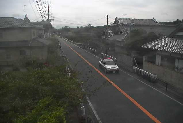 熊町駐在所跡地ライブカメラは、福島県大熊町熊の熊町駐在所跡地に設置された国道6号(陸前浜街道)が見えるライブカメラです。