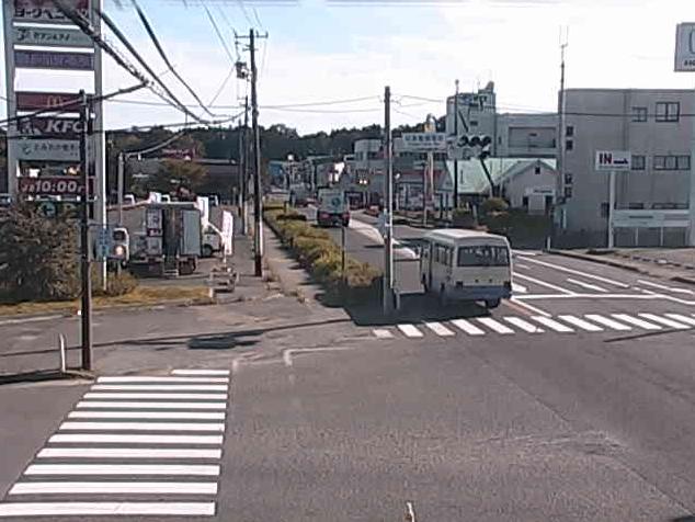 国道6号双葉警察署前交差点ライブカメラは、福島県富岡町小浜の双葉警察署前交差点に設置された国道6号(陸前浜街道)が見えるライブカメラです。