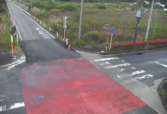 蓬田地区交差点付近ライブカメラは、福島県双葉町新山の蓬田地区交差点付近に設置された双葉町道が見えるライブカメラです。