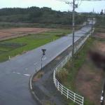 諸沢橋北十字路ライブカメラ(福島県富岡町本岡)