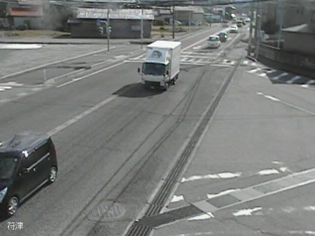国道305号符津ライブカメラは、石川県小松市符津町の符津に設置された国道305号が見えるライブカメラです。