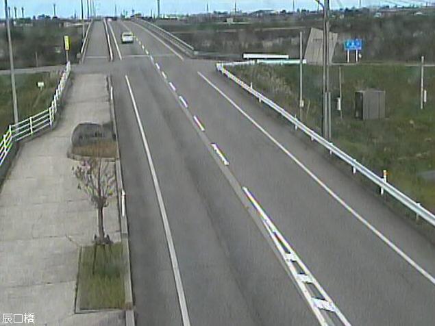 石川県道22号金沢小松線辰口橋ライブカメラは、石川県能美市出口町の辰口橋に設置された石川県道22号金沢小松線が見えるライブカメラです。