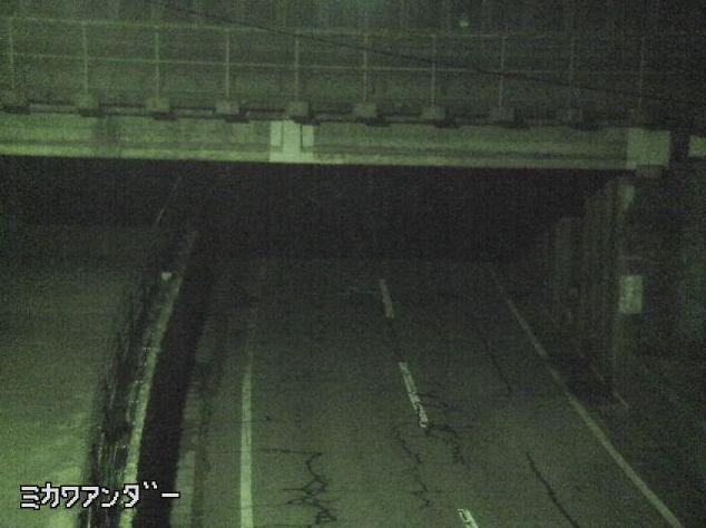 石川県道103号鶴来水島美川線美川アンダーライブカメラは、石川県白山市美川南町の美川アンダーに設置された石川県道103号鶴来水島美川線が見えるライブカメラです。