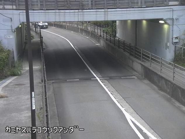 石川県道195号倉部金沢線上安原高速アンダーライブカメラは、石川県金沢市上安原町の上安原高速アンダーに設置された石川県道195号倉部金沢線が見えるライブカメラです。