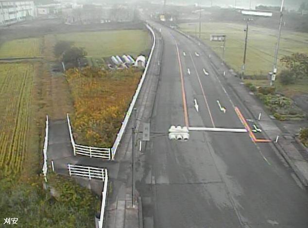 石川県道215号森本津幡線刈安ライブカメラは、石川県津幡町刈安の刈安に設置された石川県道215号森本津幡線が見えるライブカメラです。