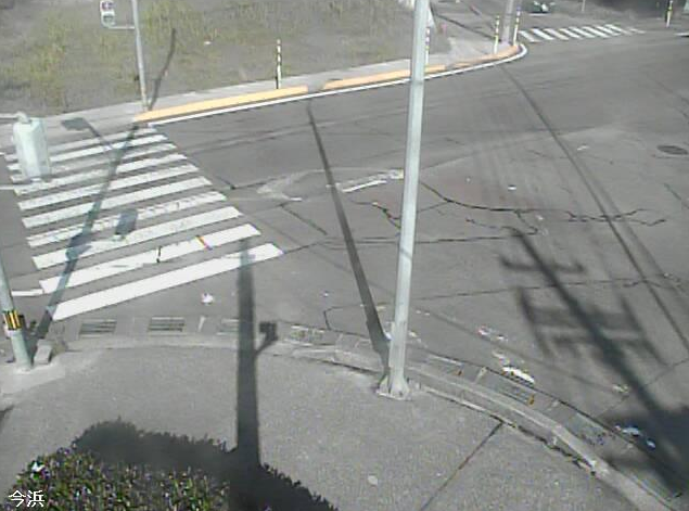 国道249号今浜ライブカメラは、石川県宝達志水町今浜の今浜に設置された国道249号が見えるライブカメラです。