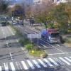 石川県道22号金沢小松線もりの里ライブカメラ(石川県金沢市もりの里)
