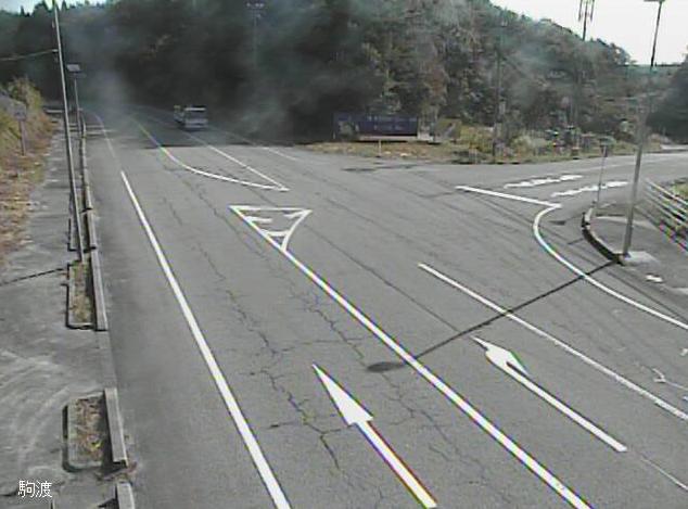 石川県道57号内浦柳田線駒渡ライブカメラは、石川県能登町駒渡の駒渡に設置された石川県道57号内浦柳田線が見えるライブカメラです。