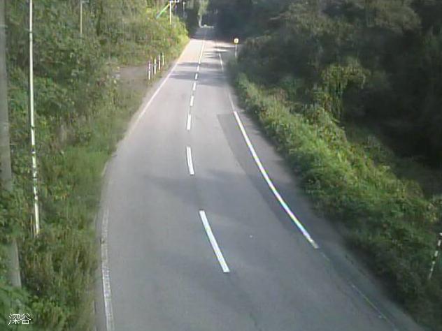 国道249号深谷ライブカメラは、石川県志賀町笹波の深谷に設置された国道249号が見えるライブカメラです。