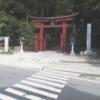 彌彦神社一の鳥居ライブカメラ(新潟県弥彦村弥彦)