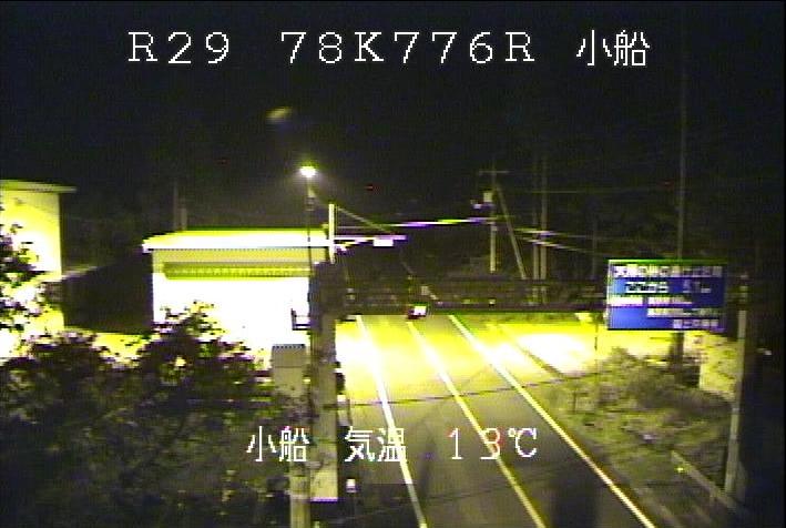 国道29号小船ライブカメラは、鳥取県若桜町小船の小船に設置された国道29号(若桜街道)が見えるライブカメラです。