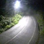 鳥取県道9号安来伯太日南線矢戸ライブカメラ(鳥取県日南町矢戸)