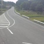 鳥取県道8号新見日南線上石見ライブカメラ(鳥取県日南町上石見)