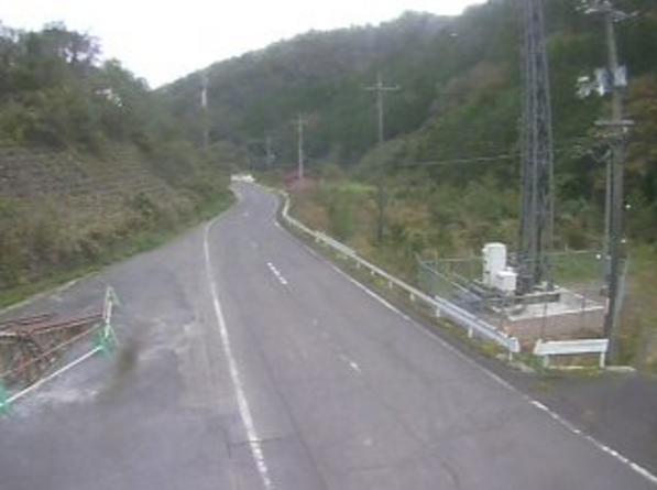 鳥取県道189号高路古海線高路ライブカメラ(鳥取県鳥取市高路)