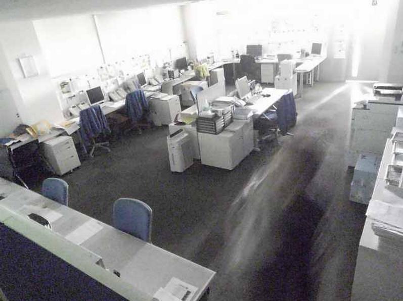 樋口物流サービス関東支店ライブカメラ(東京都足立区堀之内)