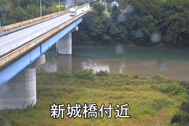 豊川新城橋ライブカメラは、愛知県新城市石田万福の新城橋に設置された豊川・国道301号が見えるライブカメラです。