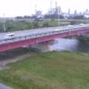 日野川車尾観測所ライブカメラ(鳥取県米子市車尾)